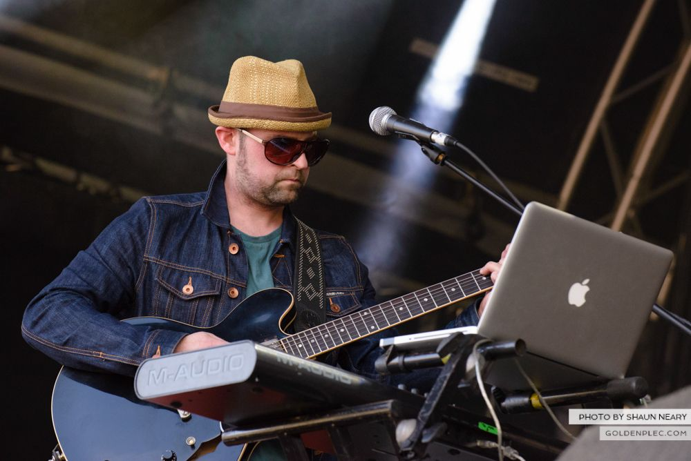 Bell X1 at Forbidden Fruit, IMMA, Dublin on May 31st 2014 by Shaun Neary-12