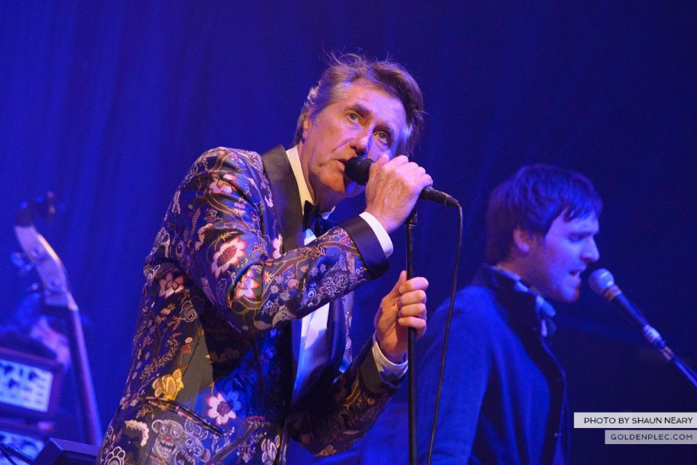 Bryan Ferry at The National Concert Hall, Dublin on June 18th 2014 by Shaun Neary-02