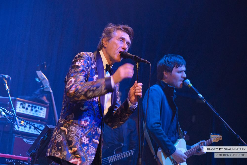 Bryan Ferry at The National Concert Hall, Dublin on June 18th 2014 by Shaun Neary-03