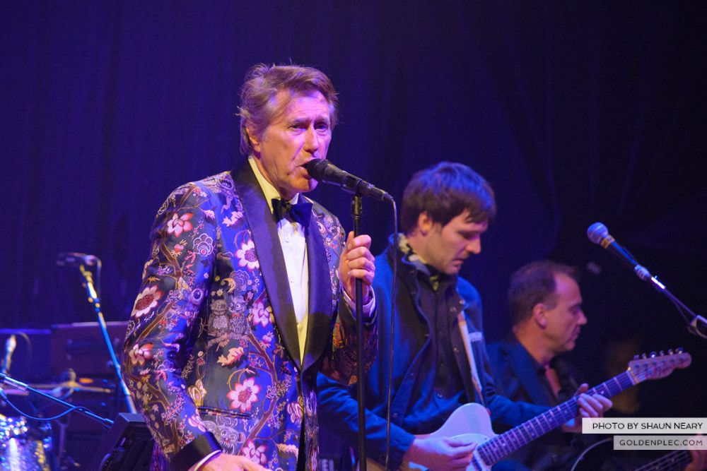 Bryan Ferry at The National Concert Hall, Dublin on June 18th 2014 by Shaun Neary-06