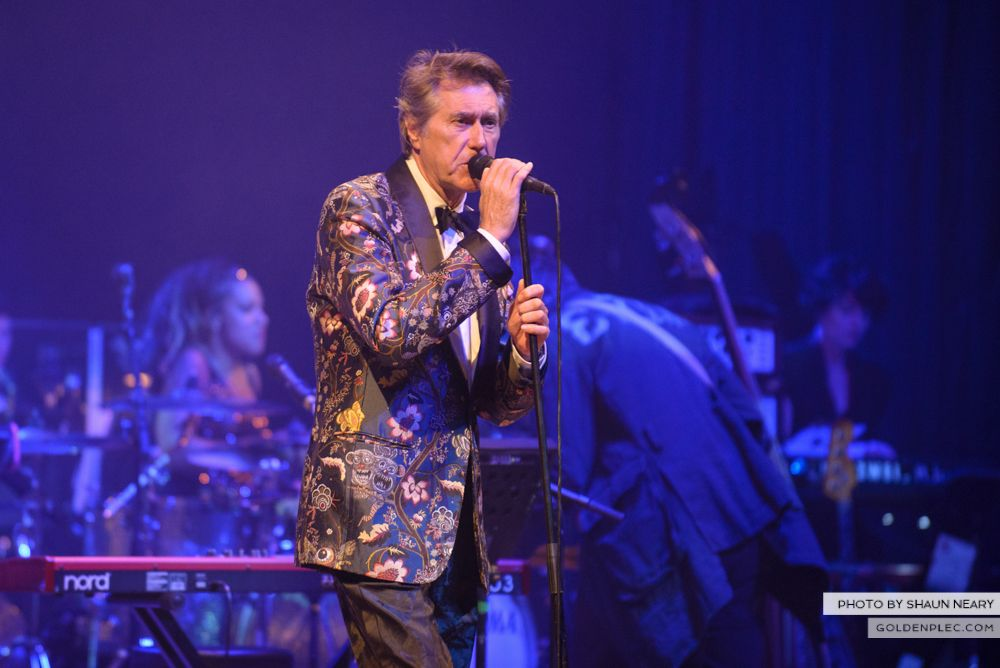 Bryan Ferry at The National Concert Hall, Dublin on June 18th 2014 by Shaun Neary-11