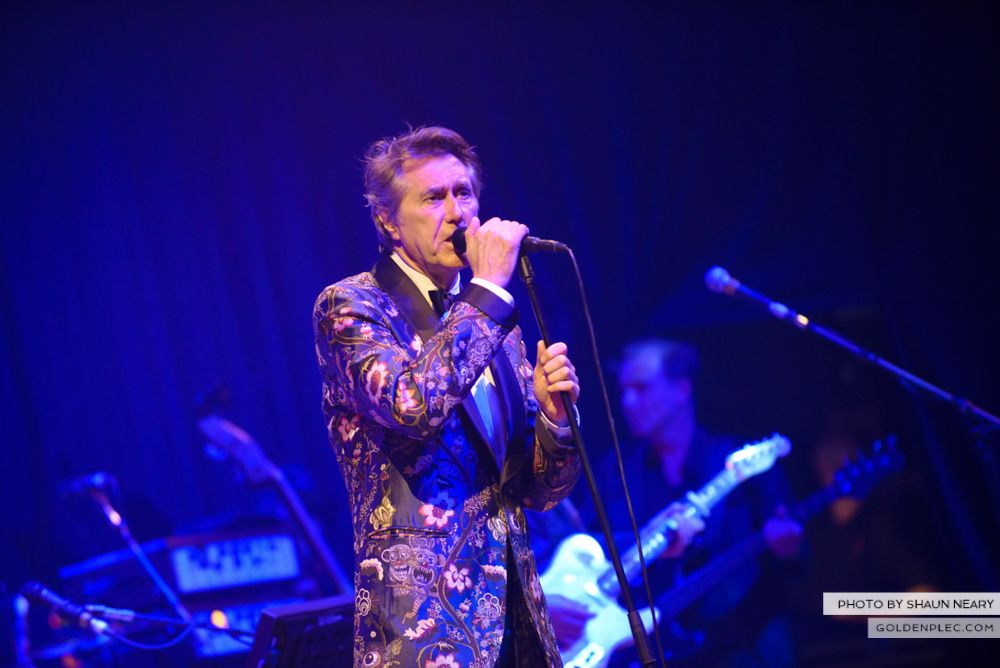 Bryan Ferry at The National Concert Hall, Dublin on June 18th 2014 by Shaun Neary-14