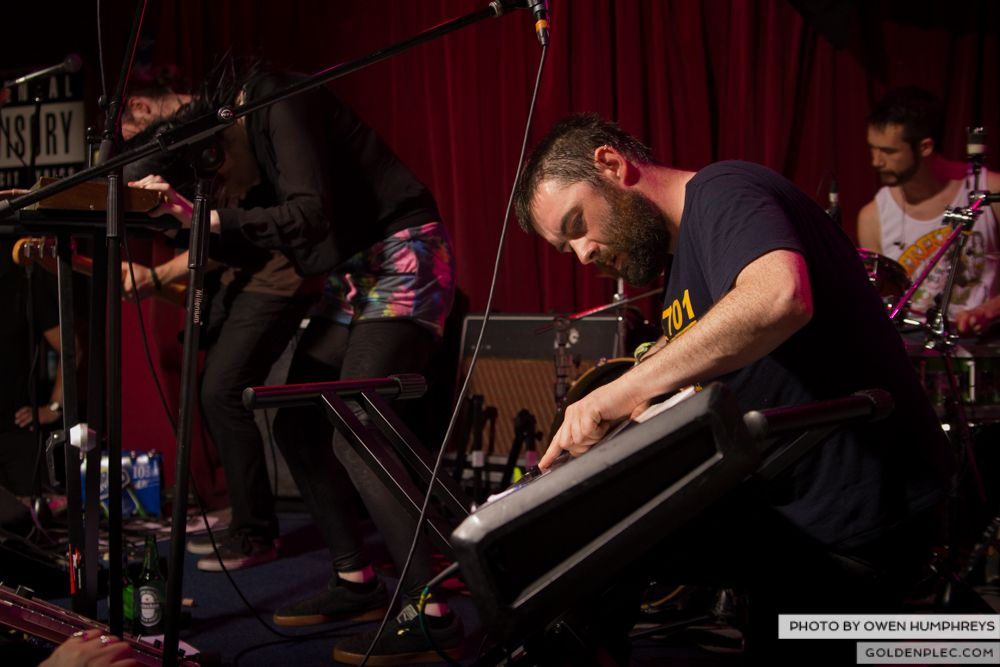 Fight Like Apes at Roisin Dubh's 10th Birthday by Owen Humphreys (5 of 5)