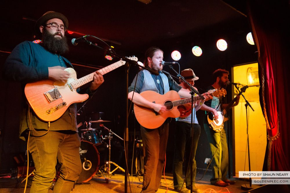 GIG – The Eskies at Workmans, Dublin on June 26th 2014 by Shaun Neary-12
