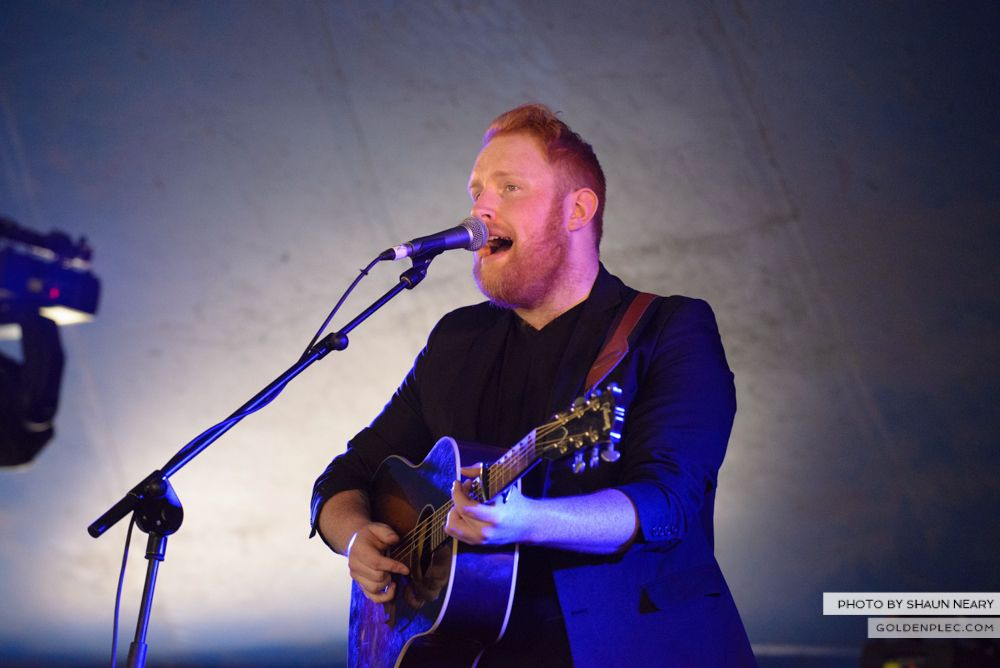 Gavin James at Forbidden Fruit, IMMA, Dublin on May 31st 2014 by Shaun Neary-2