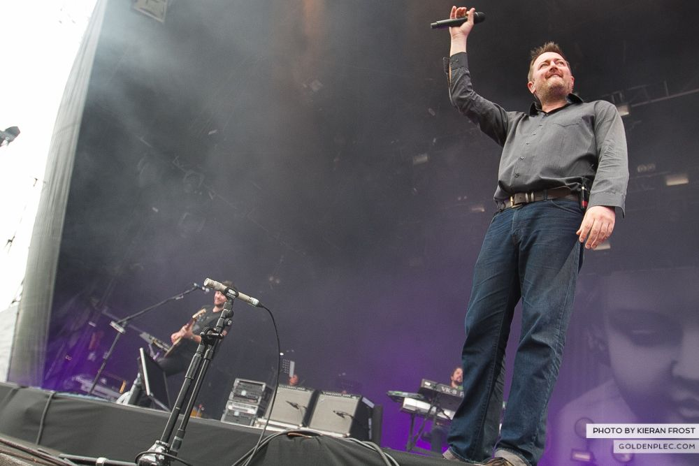 Elbow at the Royal Hospital Kilmainham