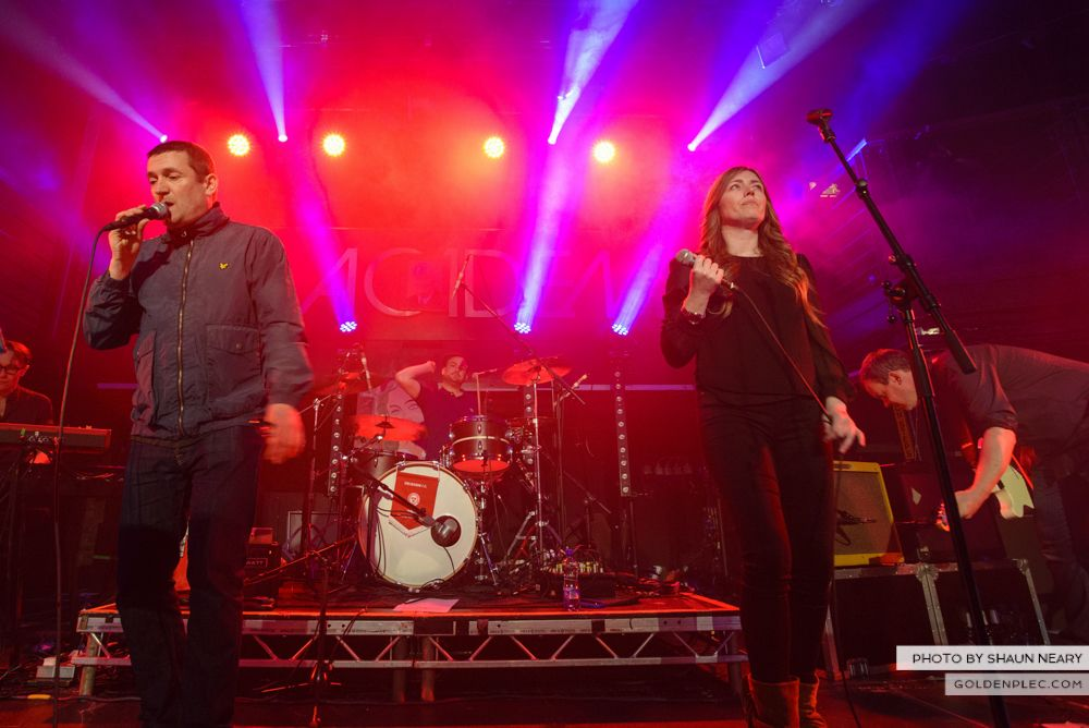 Paul Heaton & Jacqui Abbott at The Academy, Dublin on June 7th 2014 by Shaun Neary-01