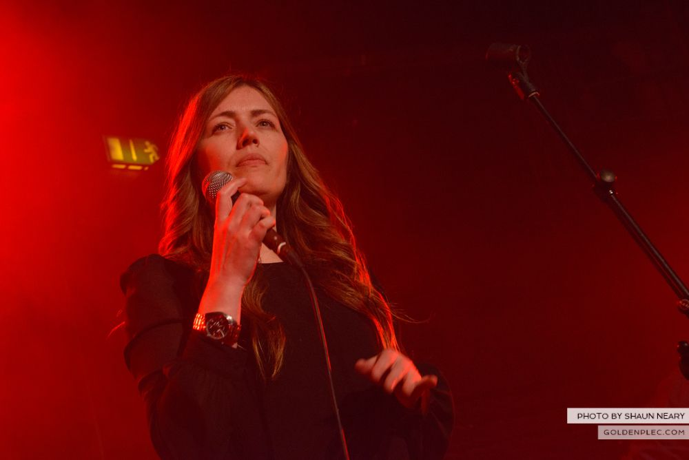Paul Heaton & Jacqui Abbott at The Academy, Dublin on June 7th 2014 by Shaun Neary-07