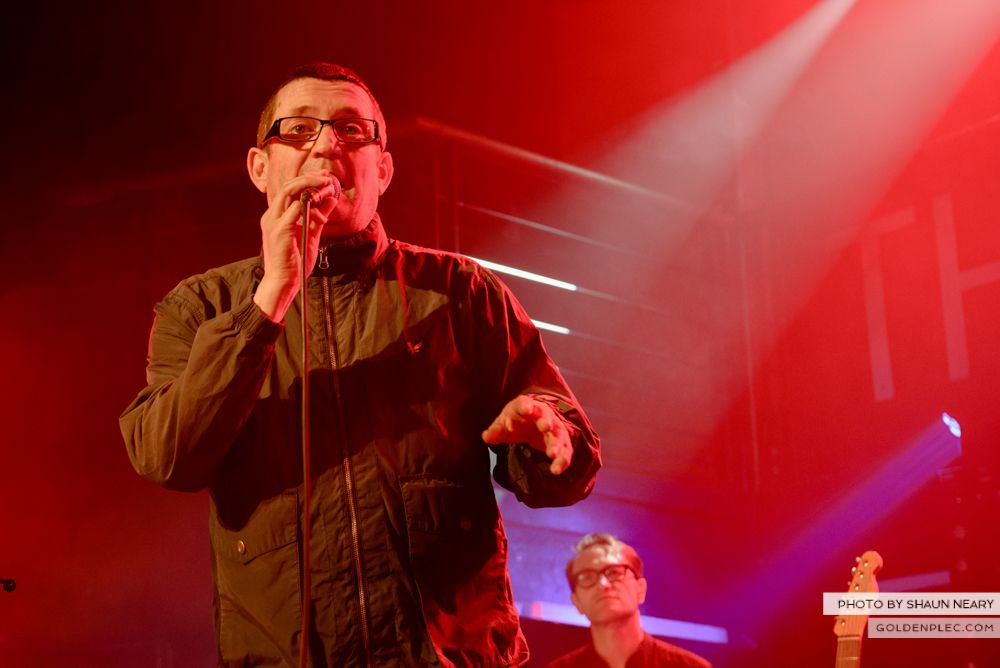 Paul Heaton & Jacqui Abbott at The Academy, Dublin on June 7th 2014 by Shaun Neary-09
