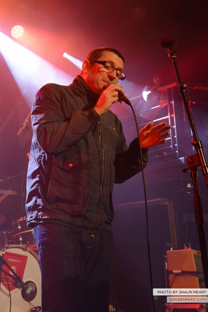 Paul Heaton & Jacqui Abbott at The Academy, Dublin on June 7th 2014 by Shaun Neary-17