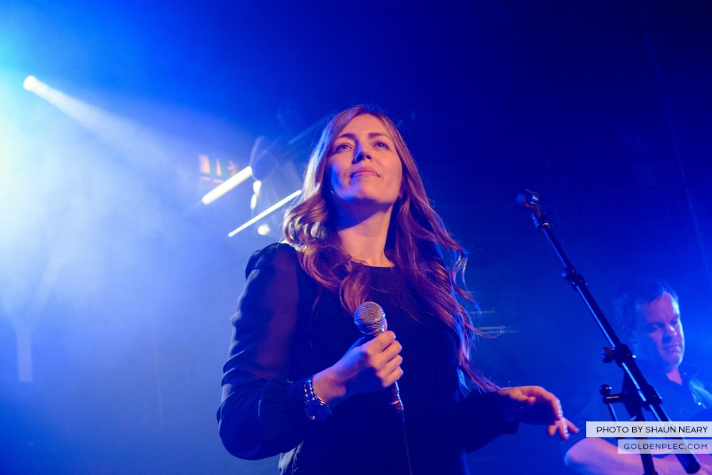Paul Heaton & Jacqui Abbott at The Academy, Dublin on June 7th 2014 by Shaun Neary-18