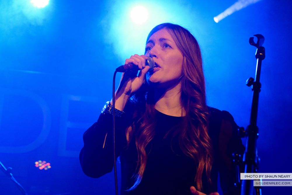 Paul Heaton & Jacqui Abbott at The Academy, Dublin on June 7th 2014 by Shaun Neary-21