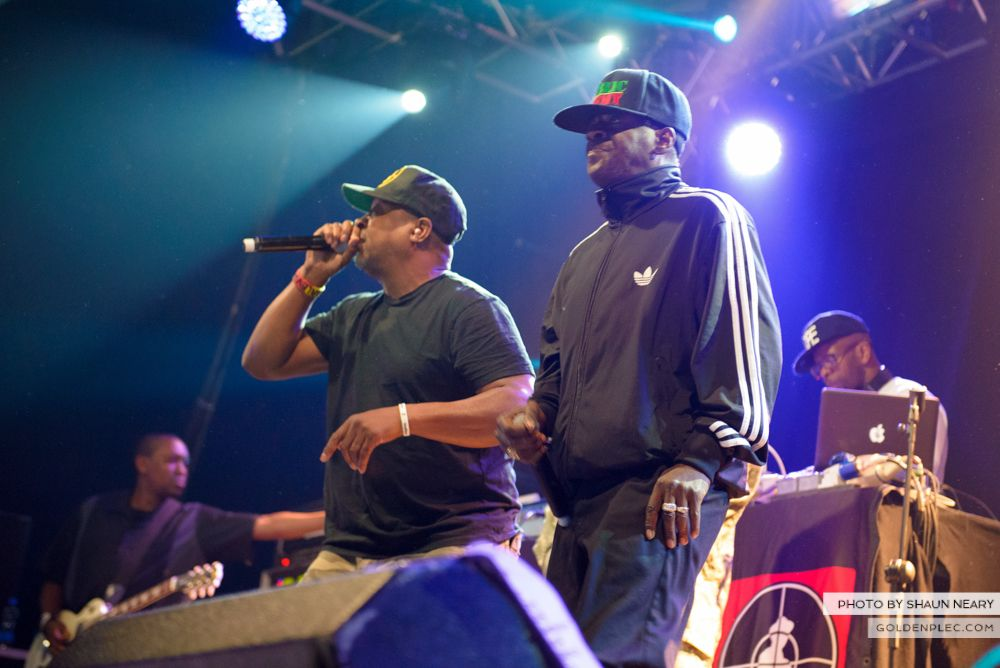 Public Enemy at Forbidden Fruit, IMMA, Dublin on June 1st 2014 by Shaun Neary-5