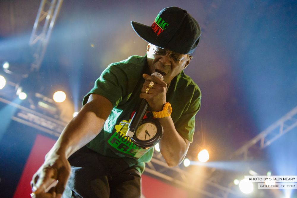 Public Enemy at Forbidden Fruit, IMMA, Dublin on June 1st 2014 by Shaun Neary-9