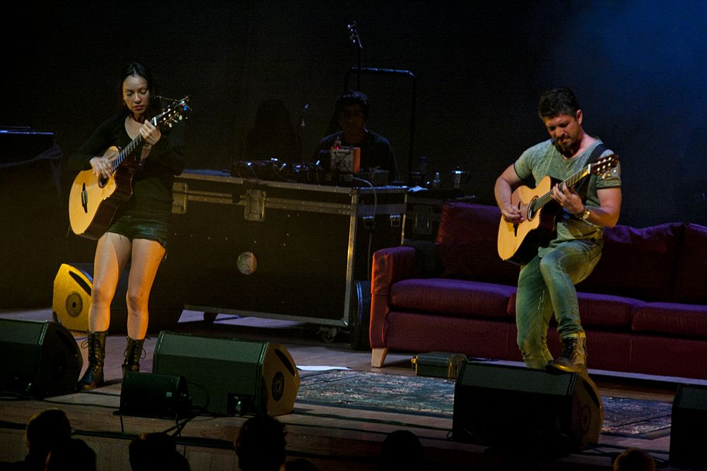 Rodrigo y Gabriela – National Concert Hall – Abraham Tarrush (16)