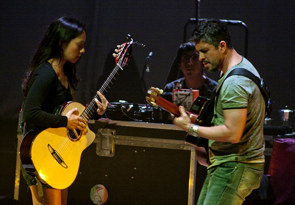 Rodrigo y Gabriela – National Concert Hall – Abraham Tarrush (2)