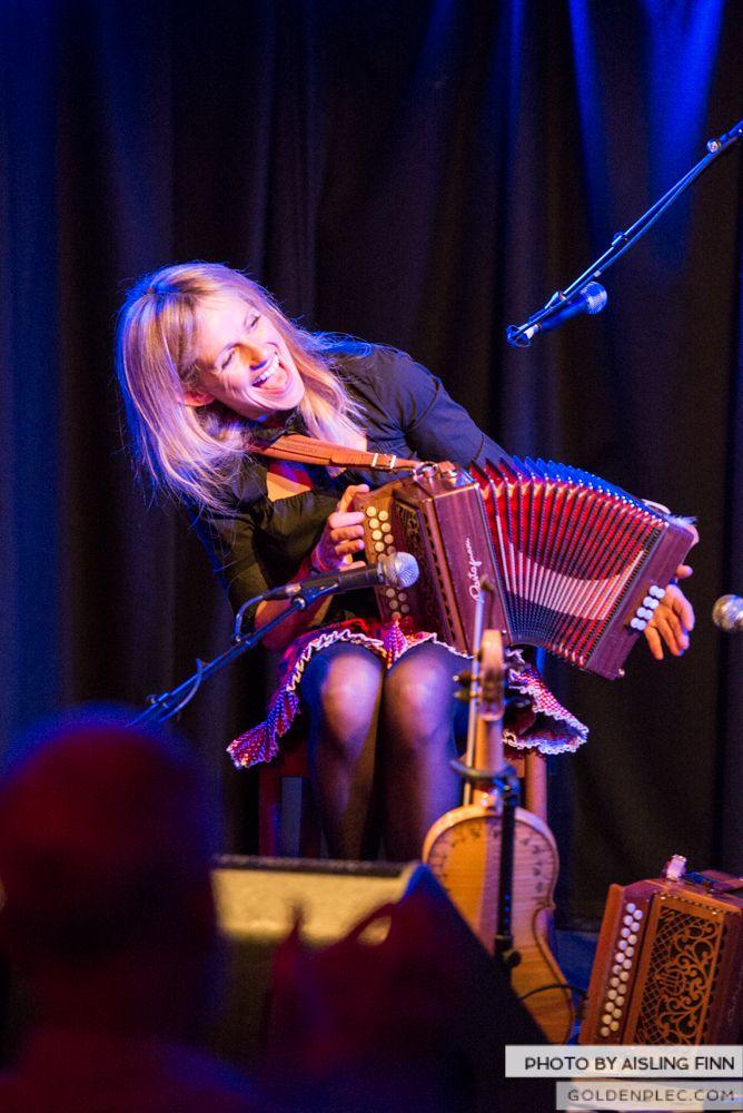 Sharon Shannon at Whelan's by Aisling Finn-1-123