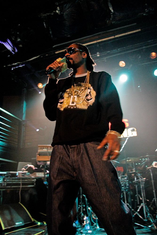 Snoop Dogg in The Academy on 8 June 2014 by Yan Bourke 003