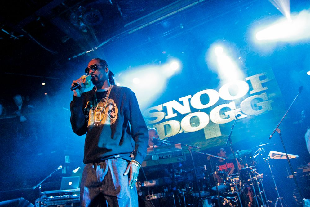Snoop Dogg in The Academy on 8 June 2014 by Yan Bourke 009