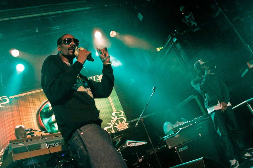 Snoop Dogg in The Academy on 8 June 2014 by Yan Bourke 014