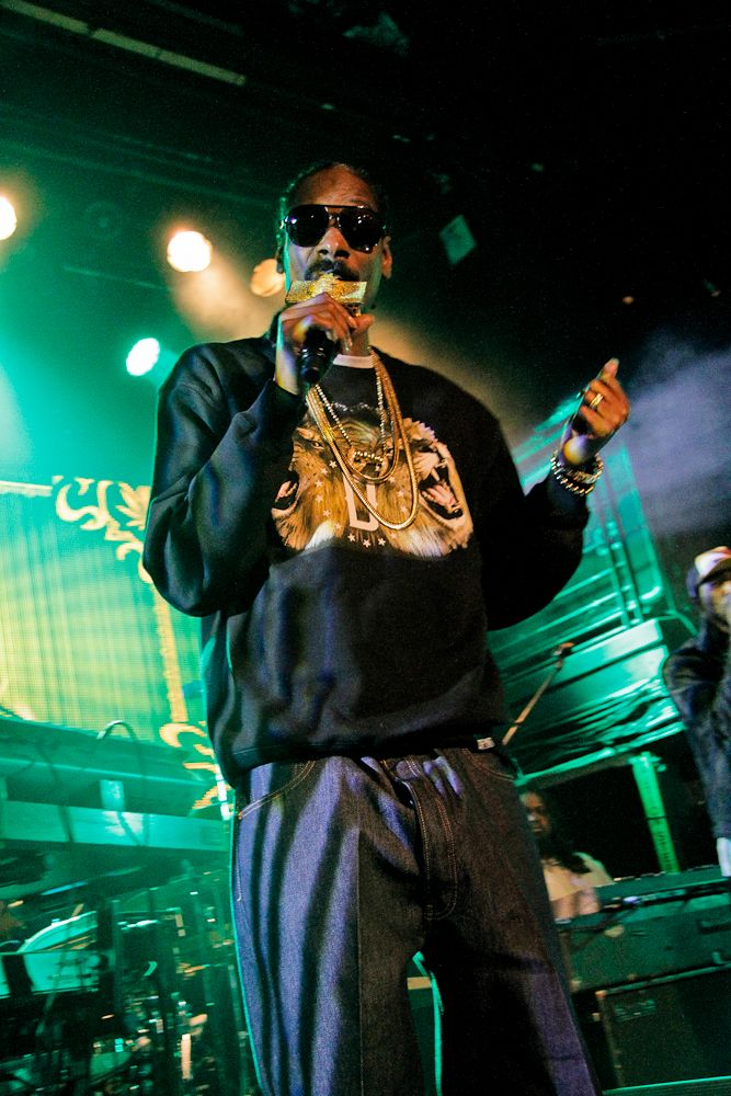 Snoop Dogg in The Academy on 8 June 2014 by Yan Bourke 021