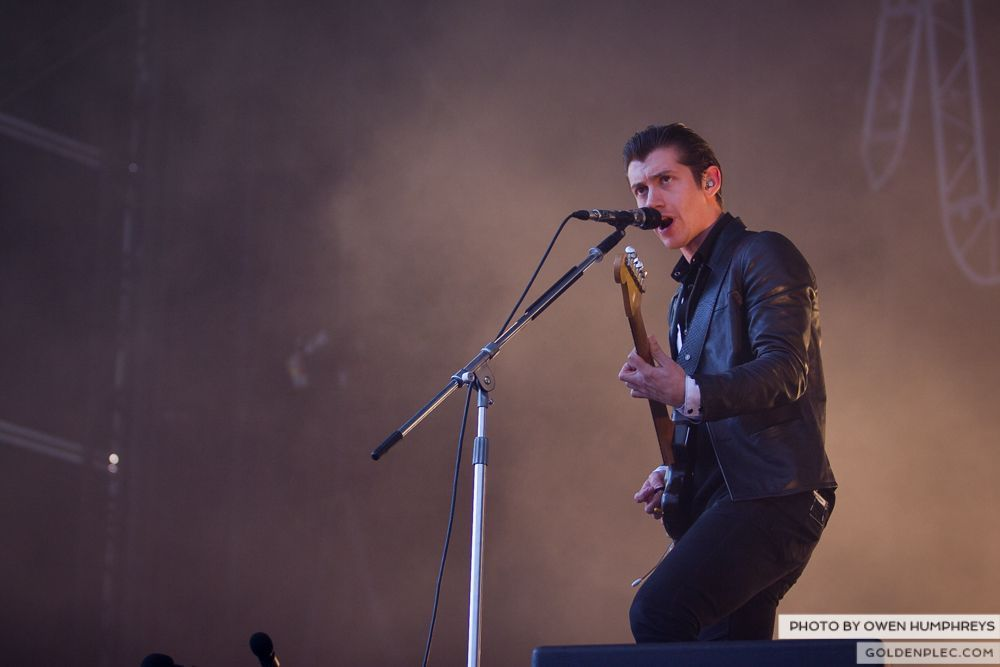 Arctic Monkeys at Marlay Park by Owen Humphreys (17 of 24)