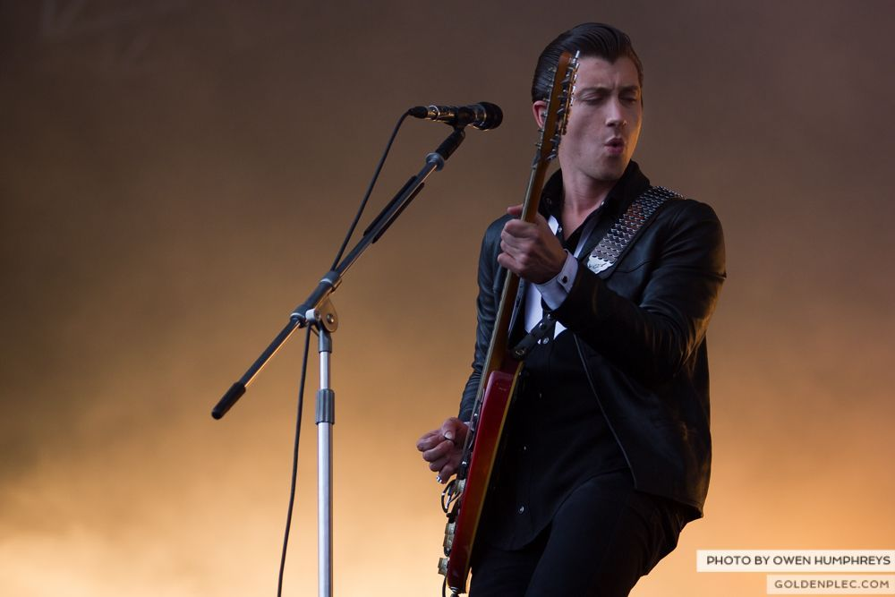 Arctic Monkeys at Marlay Park by Owen Humphreys (2 of 24)