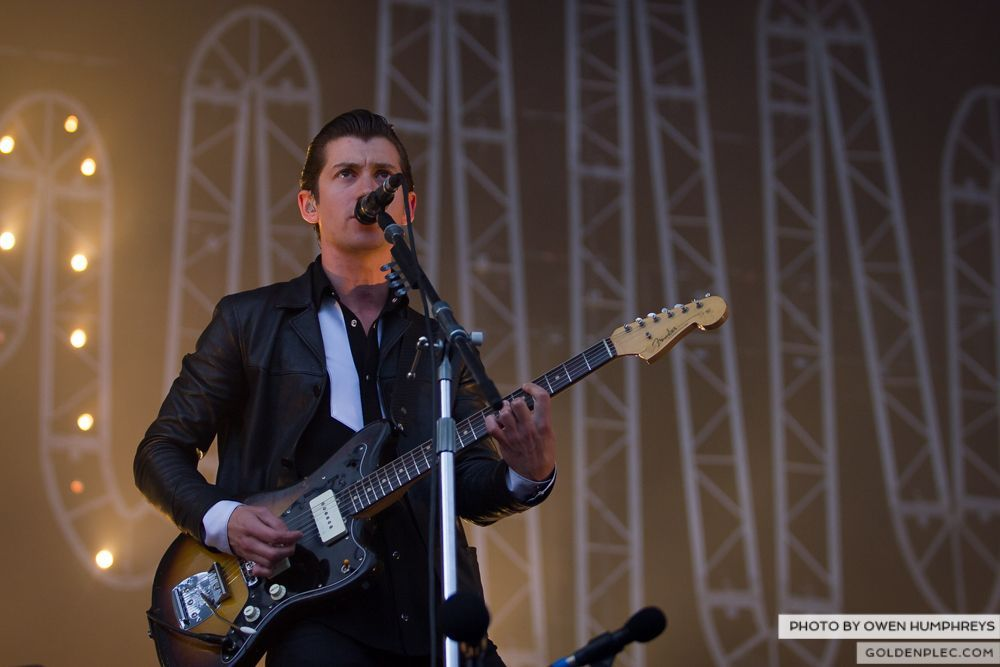 Arctic Monkeys at Marlay Park by Owen Humphreys (6 of 24)