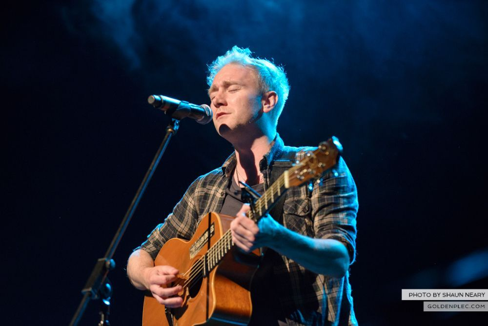 Brian McGovern at The Olympia Theatre, Dublin on June 30th 2014 by Shaun Neary-5