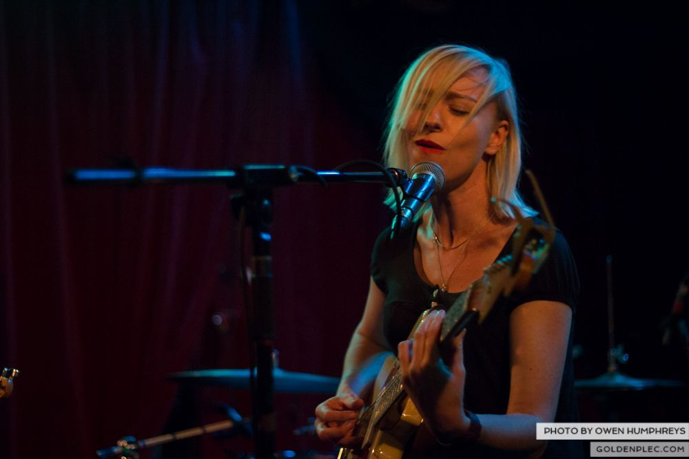 Cathy Davey at the Roisin Dubh – Galway Arts Festival by Owen Humphreys (2 of 8)