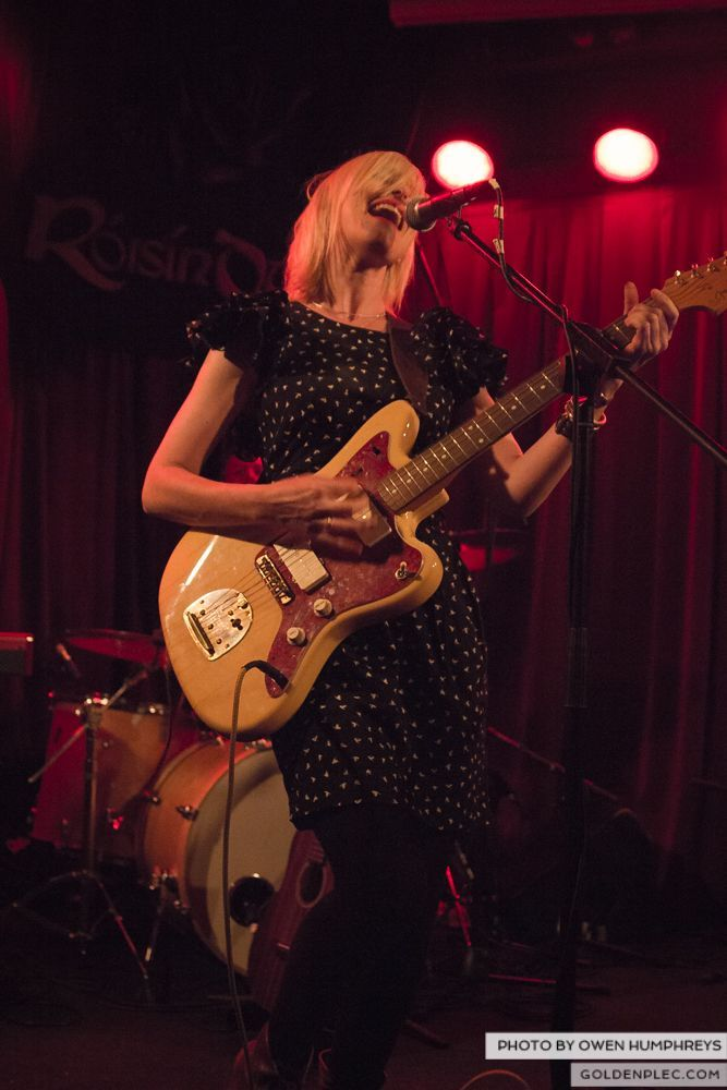 Cathy Davey at the Roisin Dubh – Galway Arts Festival by Owen Humphreys (8 of 18)
