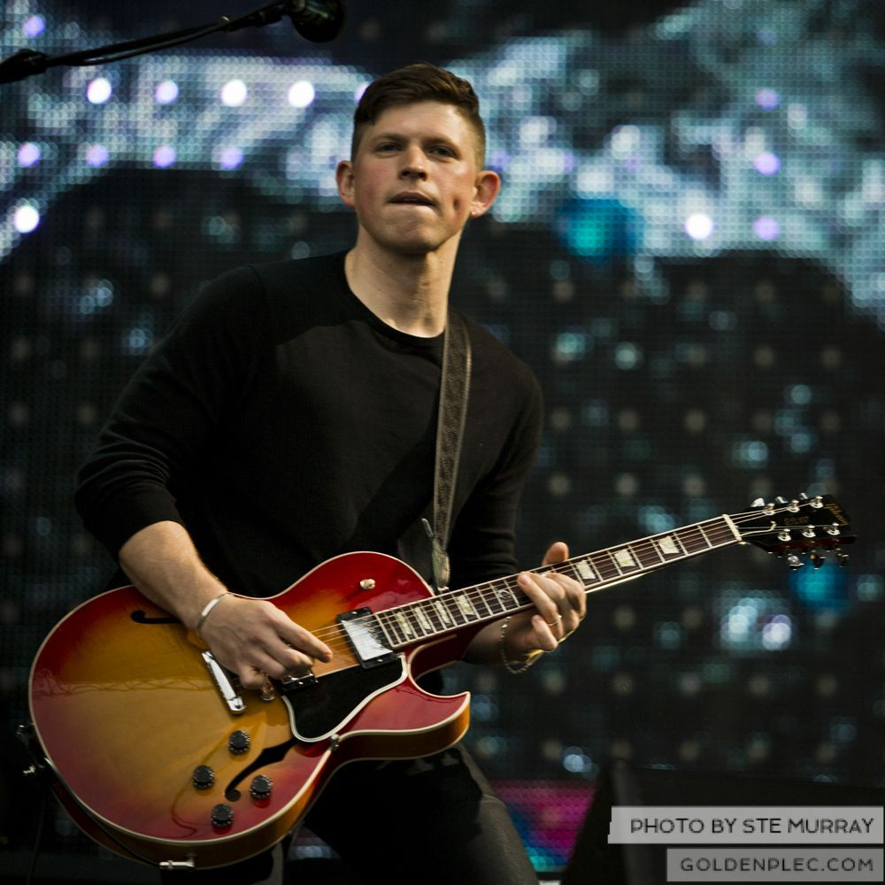 KINGS OF LEON at MARLEY PARK by STE MURRAY