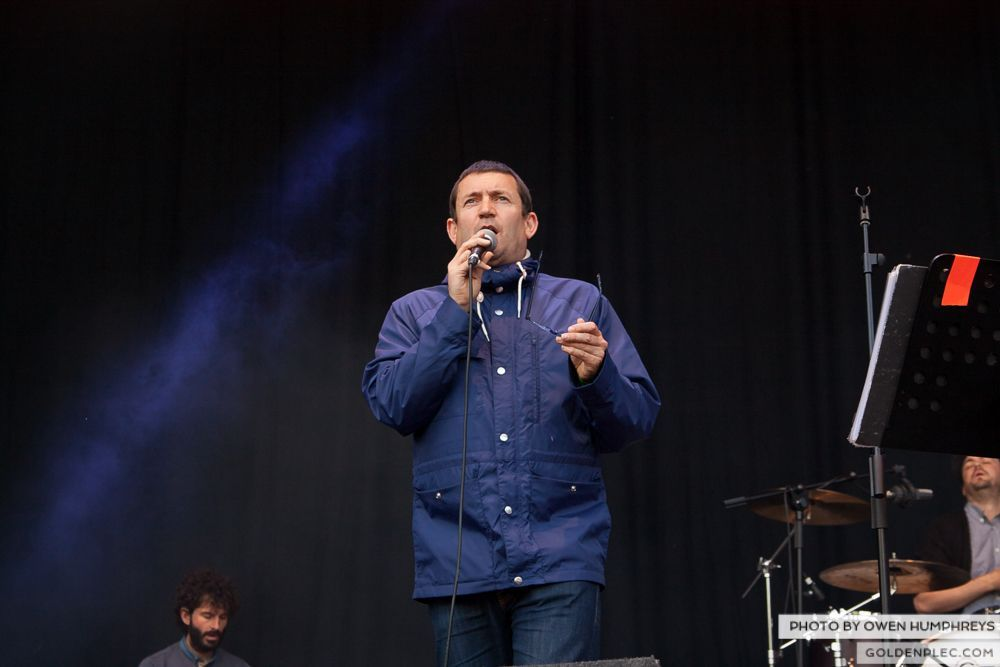 Paul Heaton and Jacqui Abbott at Groove Festival 2014 (1 of 8)