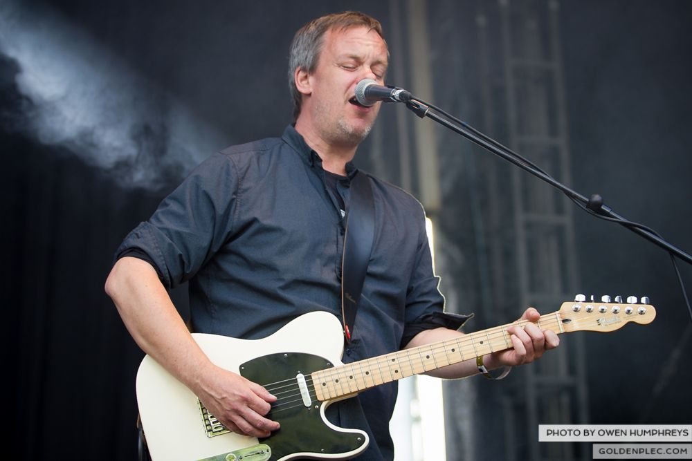 Paul Heaton and Jacqui Abbott at Groove Festival 2014 (4 of 8)