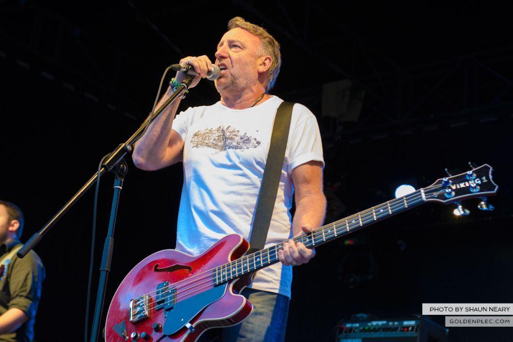 Peter Hook & The Light at Leopardstown Racecourse, Dublin on July 10th 2014 by Shaun Neary-09