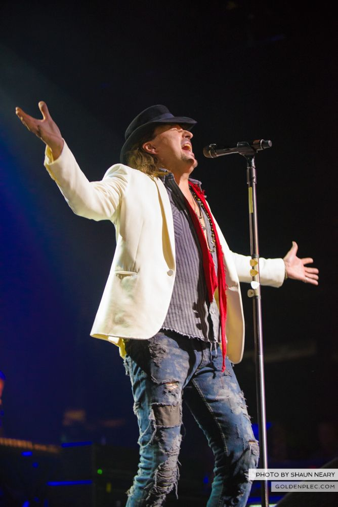 Richie Sambora at The Olympia Theatre, Dublin on June 30th 2014 by Shaun Neary-01