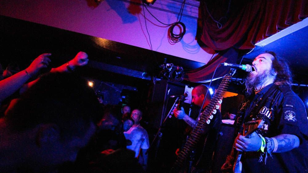 Soulfly, Whelans