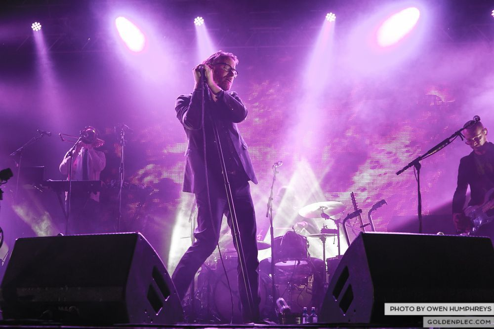 The National at The Big Top – Galway Arts Festival (1 of 21)