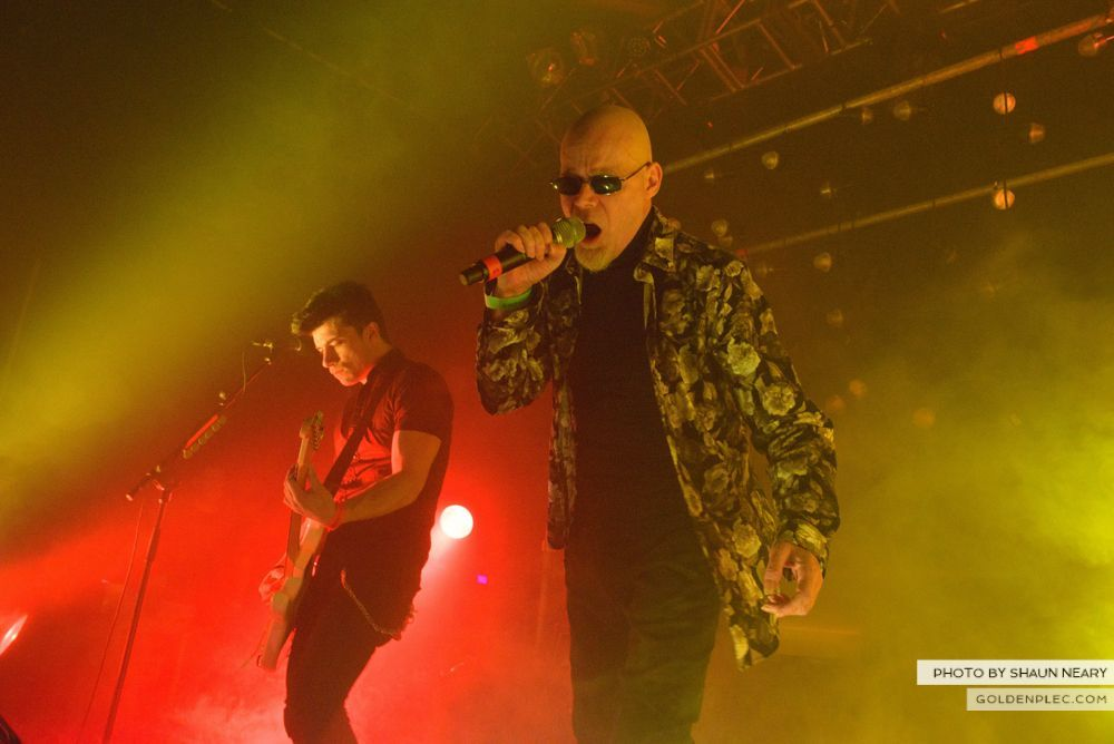 The Sisters of Mercy at Vicar Street, Dublin on July 9th 2014 by Shaun Neary-17