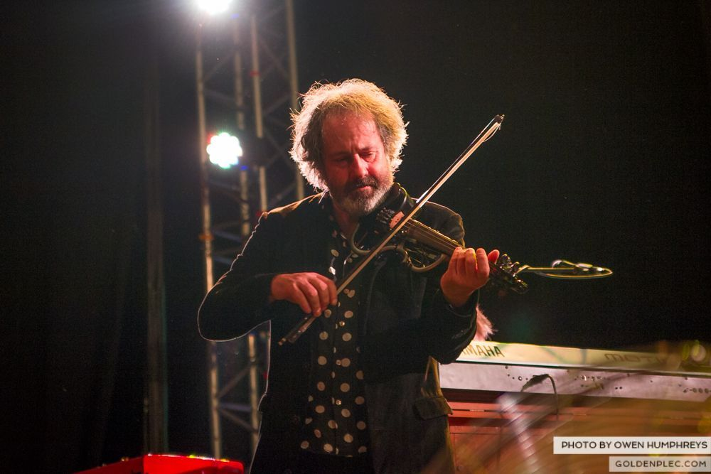 The Waterboys at The Big Top – Galway Arts Festival by Owen Humphreys (13 of 22)