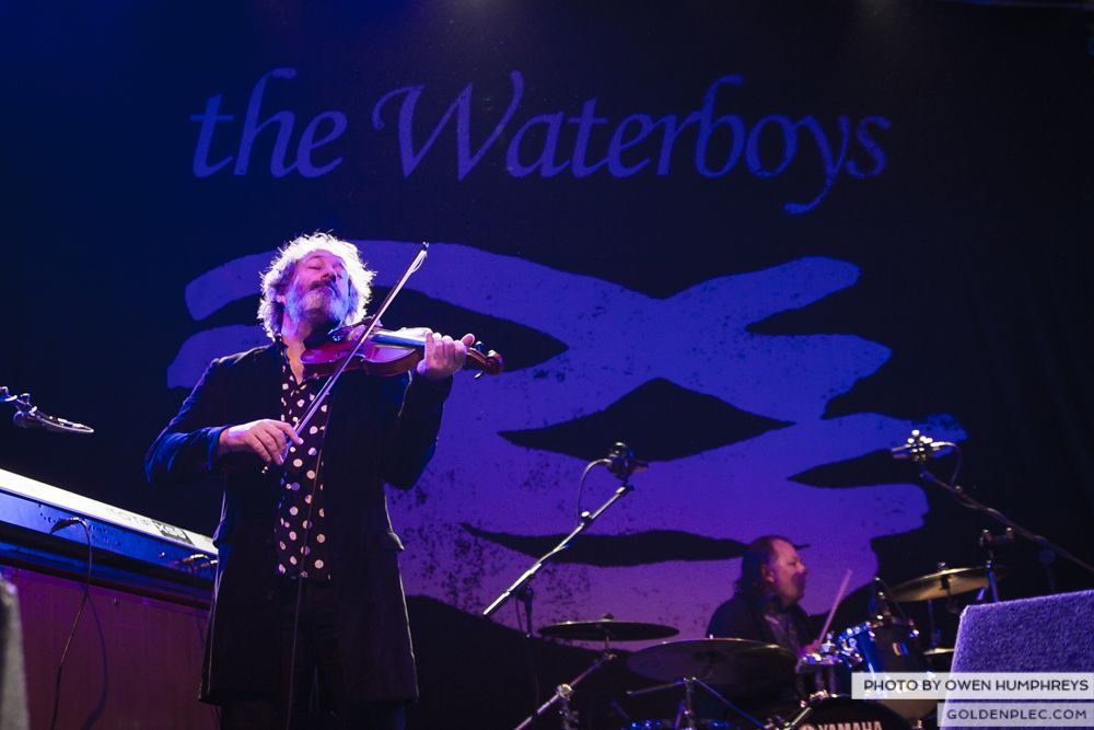The Waterboys at The Big Top – Galway Arts Festival by Owen Humphreys (18 of 22)