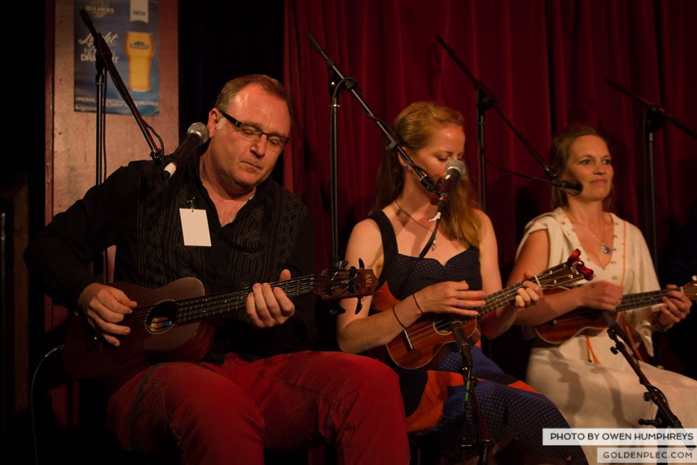 West Cork Ukulele Orchestra at the Roisin Dubh – Galway Arts Festival by Owen Humphreys (7 of 15)