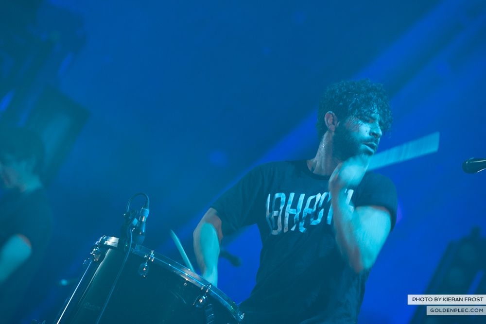 Foals at Electric Picnic 2014