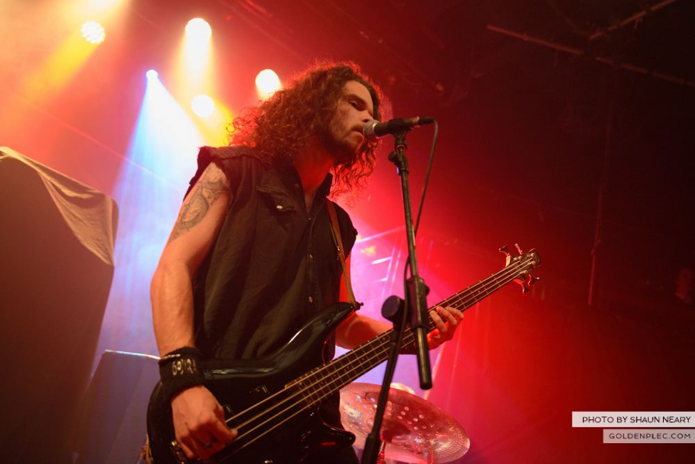 Darkest Era at The Academy, Dublin on August 13th 2014 by Shaun Neary-2