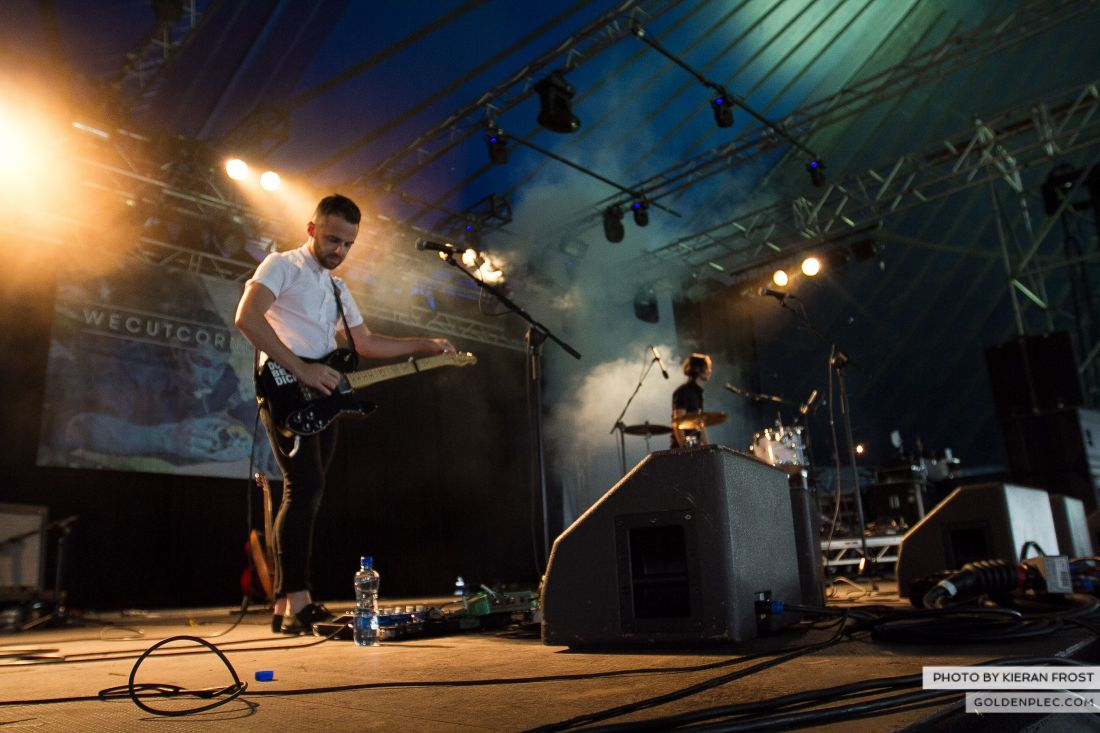 We Cut Corners at Electric Picnic by Kieran Frost