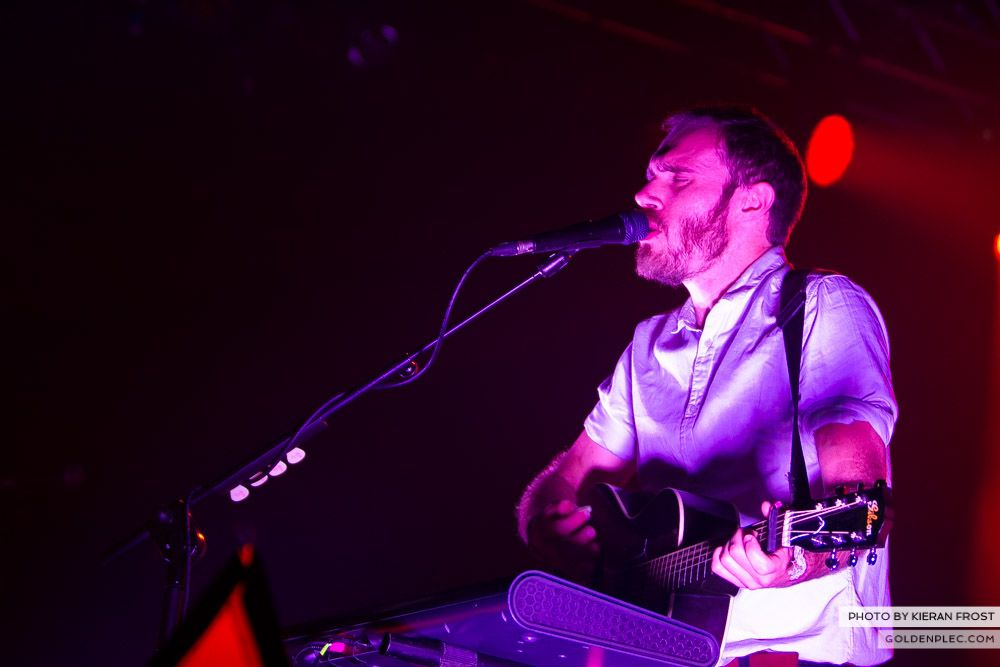 James Vincent McMorrow at Electric Picnic by Kieran Frost