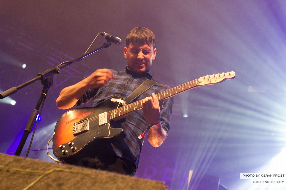 Delorentos at Indiependence 2014 by Kieran Frost