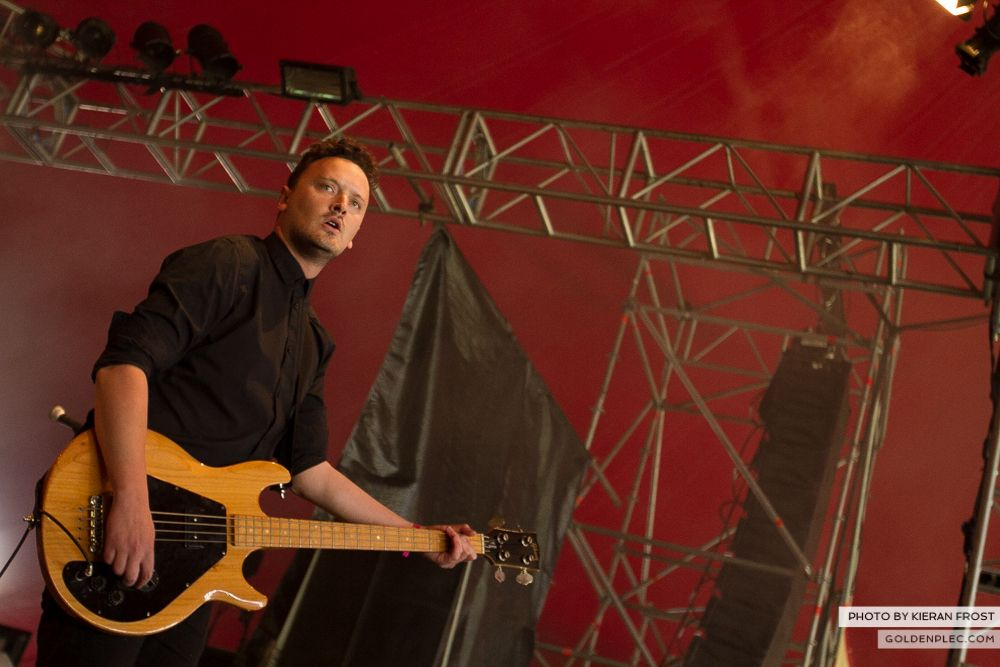 The Minutes at Indiependence Festival by Kieran Frost
