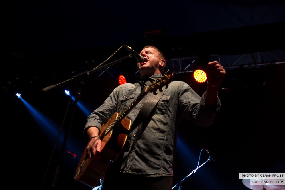 Damien Dempsey at Indiependence Festival by Kieran Frost
