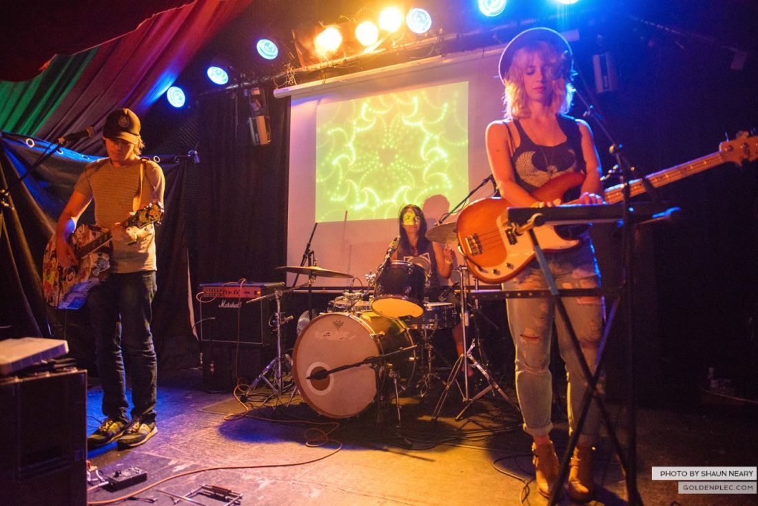 Jeffrey Lewis and The Jrams – The Grand Social, Dublin on August 25th 2014 by Shaun Neary-13